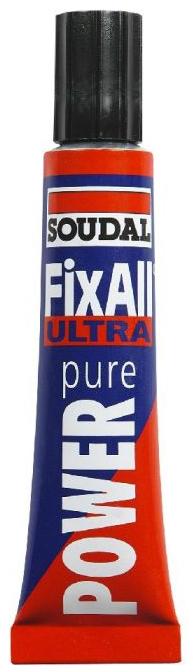Клей-герметик FIX ALL ULTRA POWER