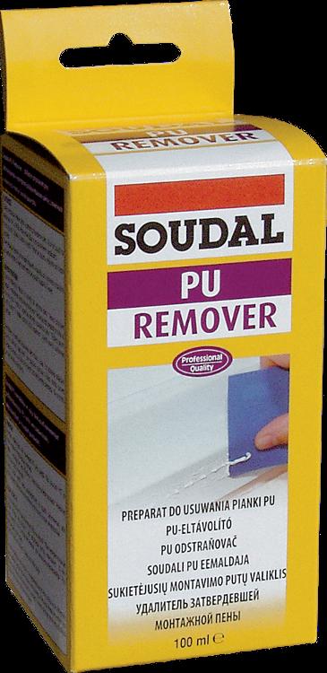 Очиститель пены PU REMOVER
