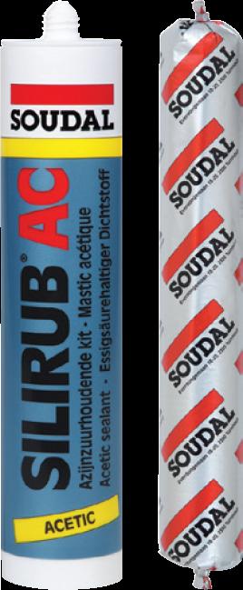 Кислотный силикон SILIRUB AC
