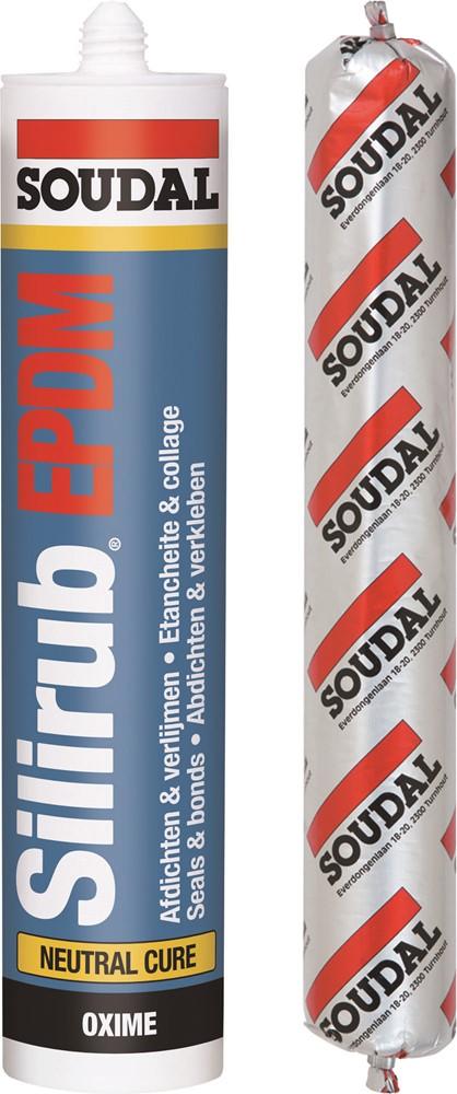 Нейтральный силикон SILIRUB EPDM