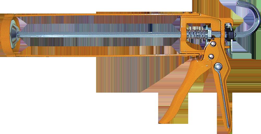 Пистолет под герметики SKELETON GUN SOUDAL (DIY)