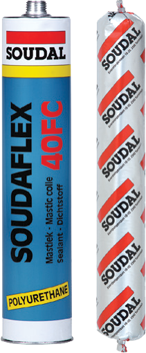 Быстроотверждающийся клей-герметик SOUDAFLEX 40FC