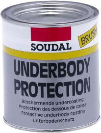 Антикоррозионное покрытие Underbody