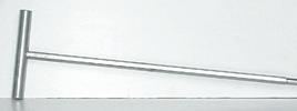 Т-образная ручка для ершика