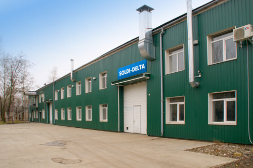Завод антикоррозионных покрытий SOLDI–DELTA