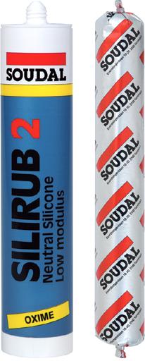 Нейтральный силикон Silirub 2