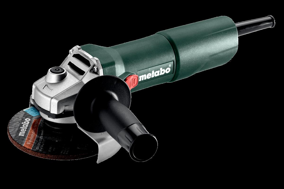 КШМ 125мм 750W W750-125 Metabo (603605010)