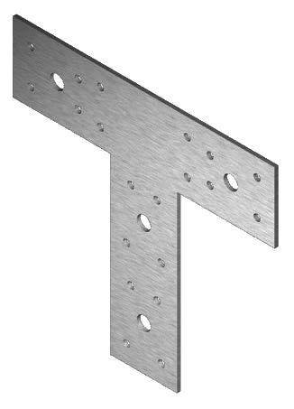 Уголок Т-образный