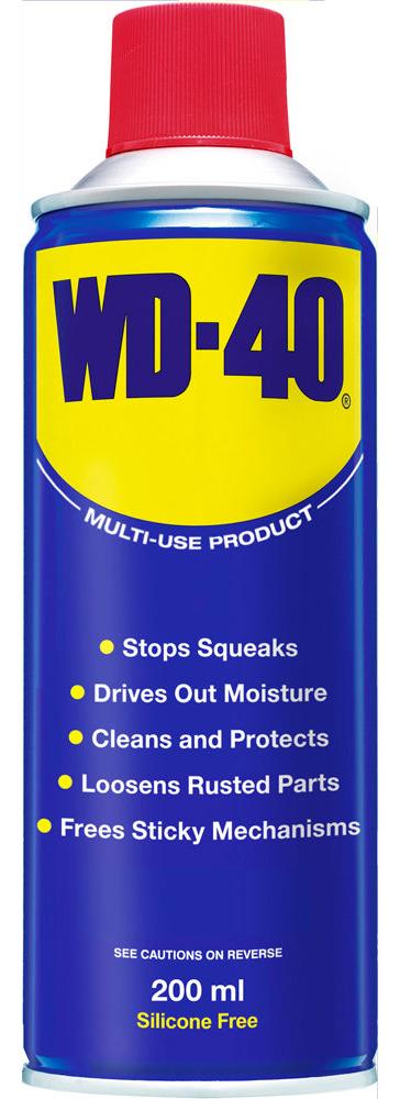 Універсальна змазка WD-40 100мл