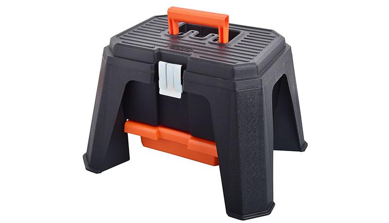 Ящик-табурет для инструмента