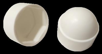 Заглушка колпачковая белая