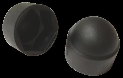 Заглушка колпачковая чёрная